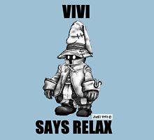 Vivi Says Relax - Sketch em up T-Shirt