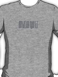 Implosion Quintet - Grey Logo T-Shirt