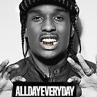 A$AP - All Day Everyday by briexboom