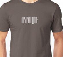 Implosion Quintet - White Logo Unisex T-Shirt