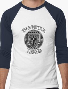 Dawnstar Thane Men's Baseball ¾ T-Shirt