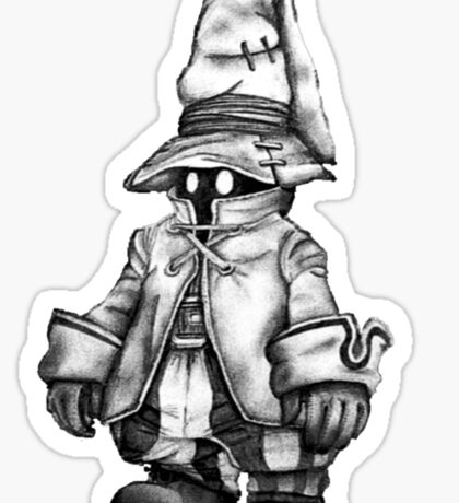 Just Vivi - Sketch em up Sticker