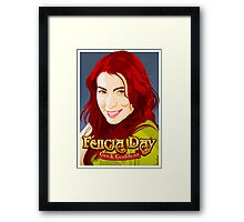 Geek Goddess  Framed Print