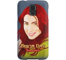 Geek Goddess  Samsung Galaxy Case/Skin
