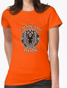 Falkreath Thane Womens Fitted T-Shirt