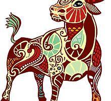 Taurus by Kerstin Schoene