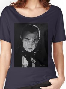 Lugosi's Dracula Women's Relaxed Fit T-Shirt