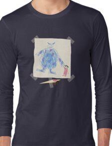 Remembering Boo Long Sleeve T-Shirt