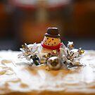 Christmas Cake 2012 by Stephen J  Dowdell