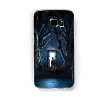 Doors Of Tardis Samsung Galaxy Case/Skin