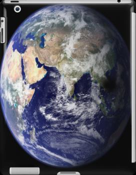 The Blue Egg iPad Case by ipadjohn