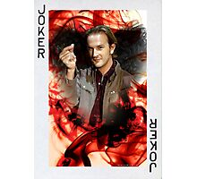Archangel Gabriel: Supernatural Photographic Print