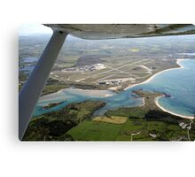 RAF Valley Canvas Print