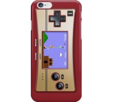 Gameboy Micro Classic iPhone Case/Skin