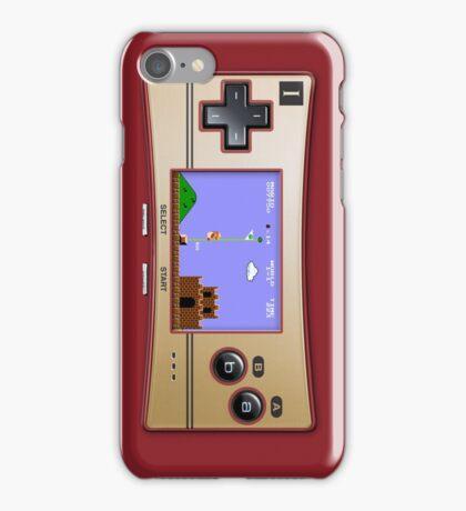 Gameboy Micro Classic iPhone Case/Skin