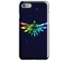 Zelda - Triforce full color iPhone Case/Skin