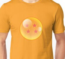 Dragon Ball 4 Stars Unisex T-Shirt