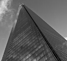 The Shard London by DavidHornchurch