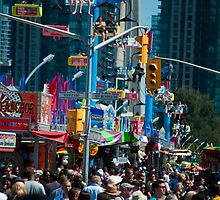 Skyride In The Sun  by Gary Chapple