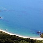 Silver Bay Beach Anglesey by John Maxwell