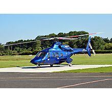 Bell 430 at Manchester UK Photographic Print