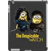 Game of Thrones - Despicable Mashup iPad Case/Skin