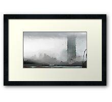 The Epochal Tower Framed Print