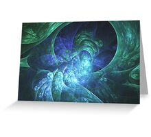 Fractal Art II Greeting Card