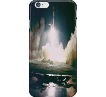 Apollo 17 Night Launch iPhone case iPhone Case/Skin