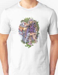 JoJo's Bizarre Adventure - Gyro & Johnny Joestar Unisex T-Shirt