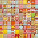 Modern Tile Art #3, 2012 by Mark Lawrence