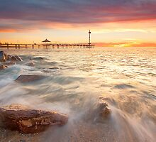 Brighton Beach, take 2  by burrster