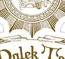 Dalek Tea Sticker