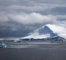 Antarctica 008 by Karl David Hill
