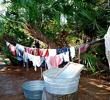 Old timey washing by ♥⊱ B. Randi Bailey