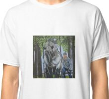 Brabant Horse at work Classic T-Shirt