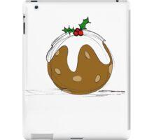 Christmas Pudding iPad Case/Skin