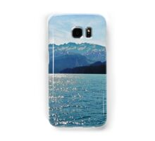 Mountain Views from Prince William Sound Samsung Galaxy Case/Skin