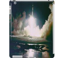 Apollo 17 Night Launch iPad Case iPad Case/Skin