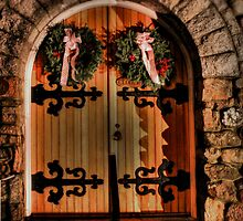 Hearty Holiday Welcome by Carrie Blackwood