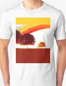 Retro tree T-Shirt