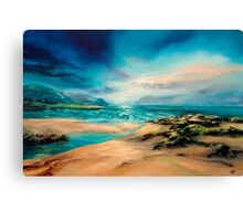 """""""Turning Tide"""" Canvas Print"""