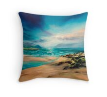 """Turning Tide"" Throw Pillow"