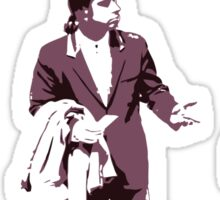 Vincent Vega hmm Sticker