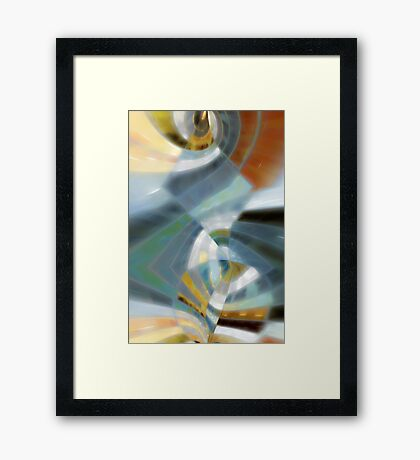 The Focus Of Our Message. Matthew 10:34 Framed Print