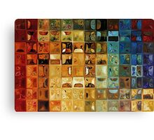 Modern Tile Art #22, 2008 Canvas Print