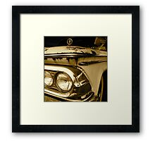 The Edsel Framed Print