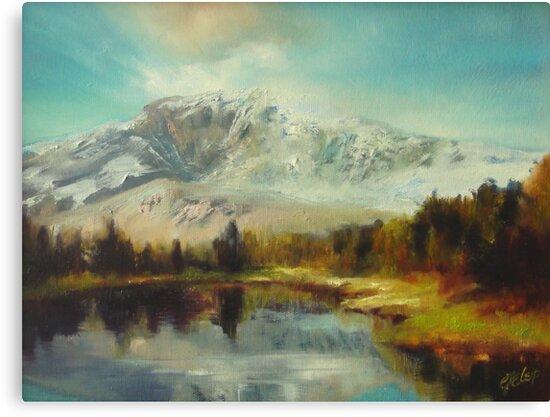 Rainier by C J  Elsip