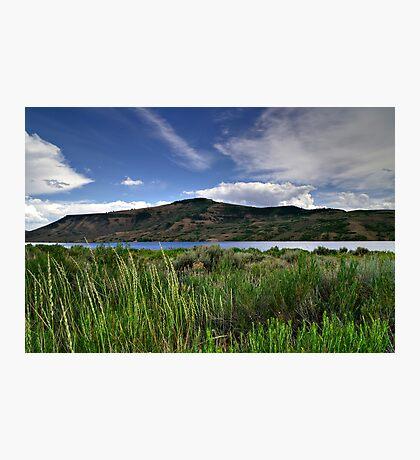 Blue Mesa Reservoir Photographic Print