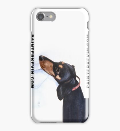 Waiting for Momma iPhone Case/Skin